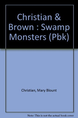 9780803776142: Swamp Monsters (Dial easy-to-read)