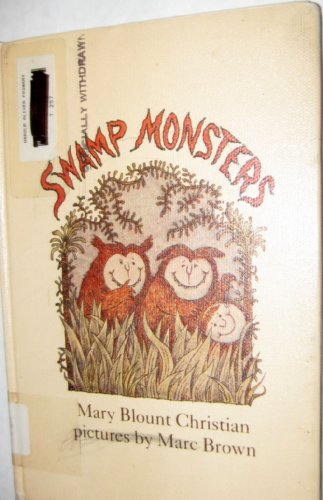 9780803776166: Swamp Monsters (Easy-To-Read Books)