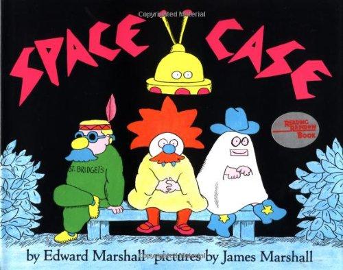 9780803780057: Marshall E. & J. : Space Case (Hbk) (Reading Rainbow Books (Penguin))