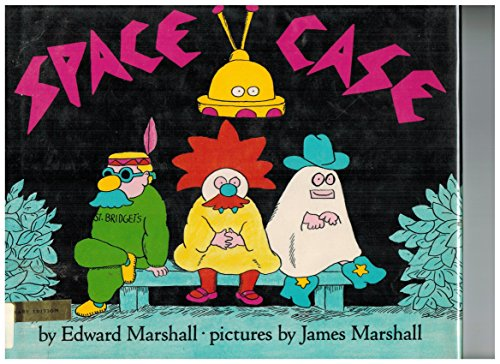9780803780071: Marshall E. & J. : Space Case (Library Edn)