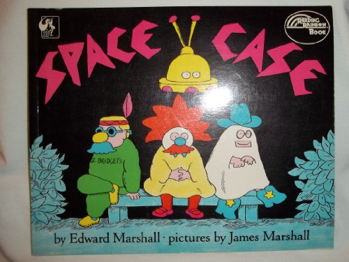 9780803784314: Marshall E. & J. : Space Case (Pbk) (Pied Piper Book)