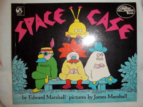 9780803784314: Space Case (Pied Piper Book)
