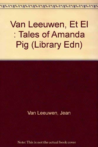 9780803784505: Tales of Amanda Pig (Easy-to-Read, Dial)