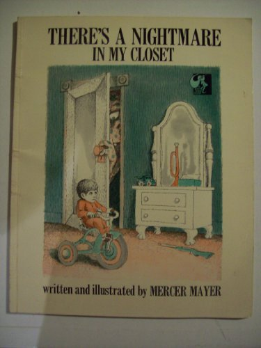 9780803785748: Mayer Mercer : There'S A Nightmare in My Closet(Pbk)