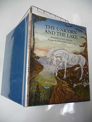9780803793378: The Unicorn and the Lake