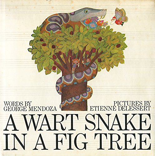A Wart Snake in a Fig Tree
