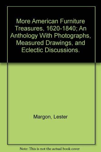 More American Furniture Treasures: Margon, Lester