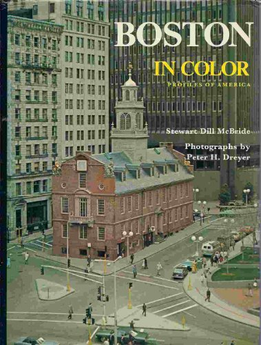 Boston in Color: A Collection of Color Photographs