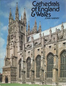 9780803811959: Cathedrals of England and Wales