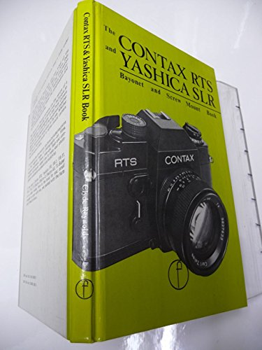 9780803812420: Contax Rts and Yashica Slr Book
