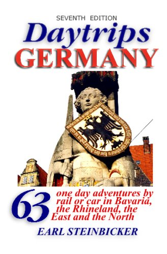 9780803820791: Daytrips Germany: 63 One Day Adventures by Rail or Car in Bavaria, the Rhineland, the East and the North