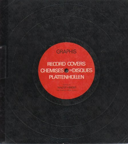 Graphis Record Covers: The Evolution of Graphics: Herdeg, Walter