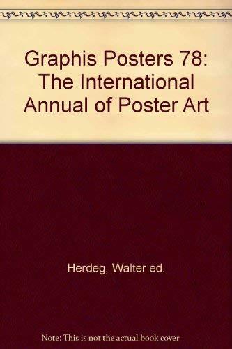 graphis posters '78 Herdeg, Walter ed.