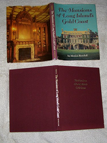 9780803826977: Mansions of Long Island's Gold Coast