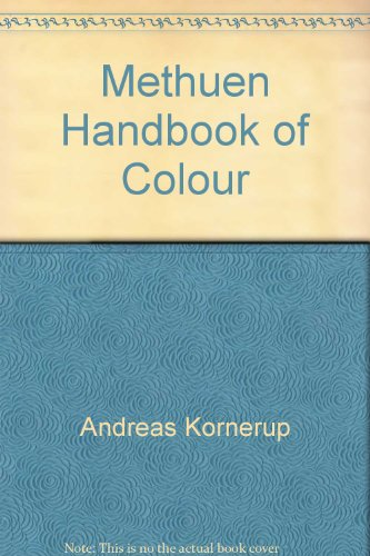 9780803830653: Methuen Handbook of Colour