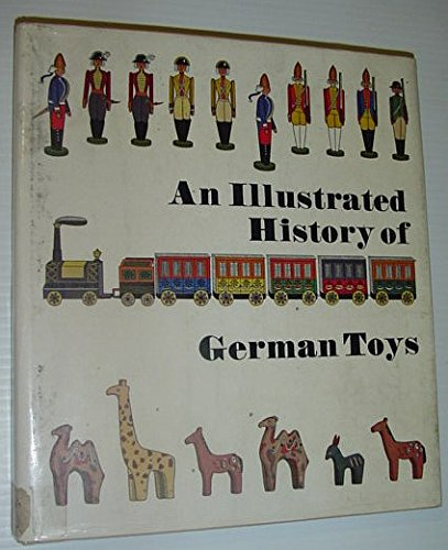 ILLUSTRATED HISTORY OF GERMAN TOYS.