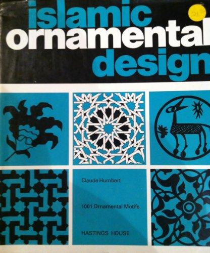 9780803834286: Islamic ornamental design