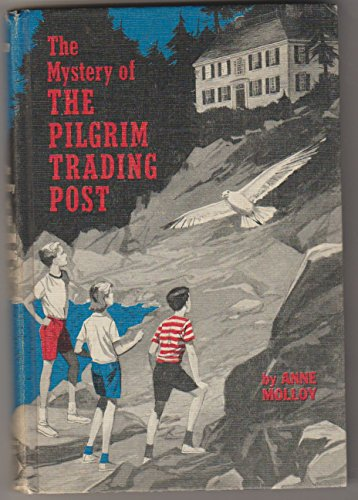 9780803846463: The Mystery of the Pilgrim Trading Post