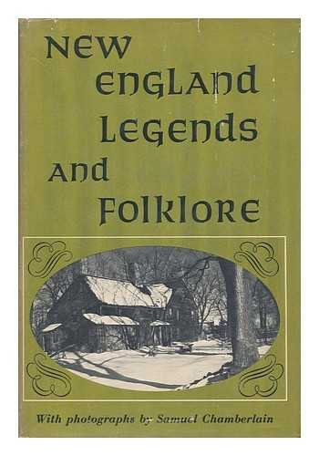 9780803849983: New England Legends and Folklore