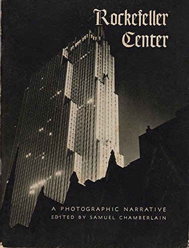 9780803863231: Rockefeller Center;: A photographic narrative,