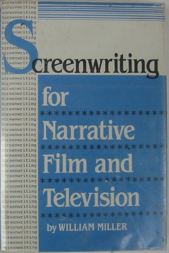 9780803867727: Screenwriting for narrative film and television (Communication arts books)