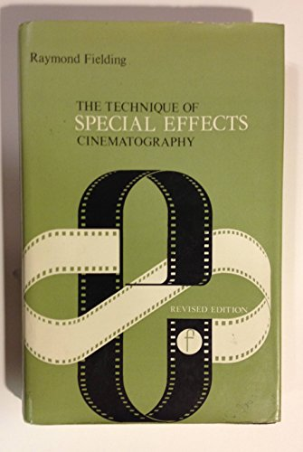 9780803870314: The Technique of Special Effects Cinematography (Communication arts books) by...