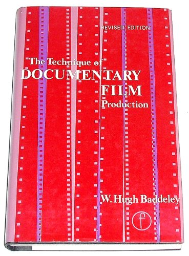 9780803871311: The technique of documentary film production (Communication arts books)