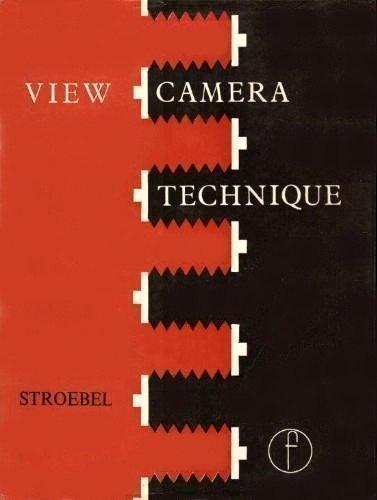 9780803877450: View Camera Technique