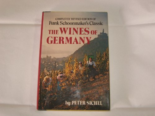 9780803881006: The Wines of Germany