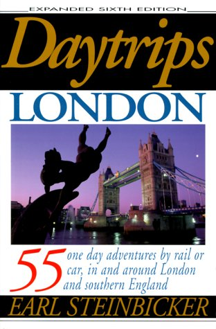 9780803894433: Daytrips London, Sixth Edition: 50 One-Day Adventures by Rail or Car, in and Around London and Southern England
