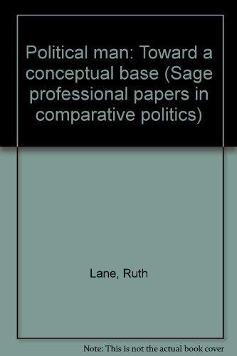9780803903081: Political man; toward a conceptual base (Sage professional papers in comparative politics)