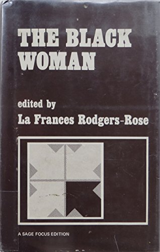 9780803913110: The Black Woman (SAGE Focus Editions)