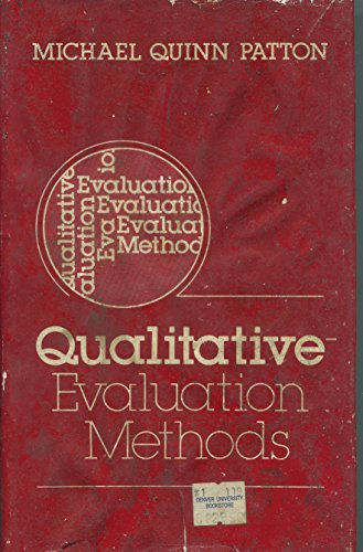 9780803913950: Qualitative Evaluation Methods