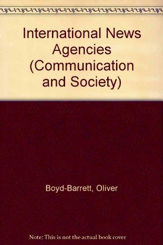 9780803915114: International News Agencies