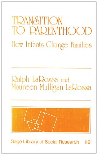 9780803915671: Transition to Parenthood: How Infants Change Families (SAGE Library of Social Research)