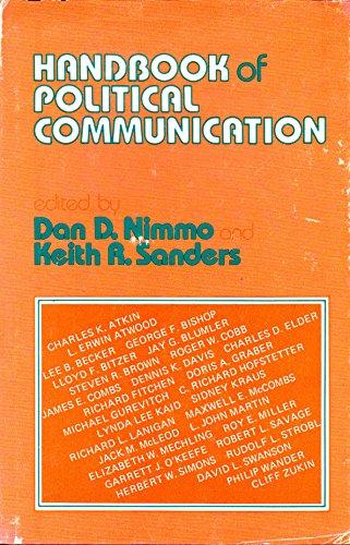 9780803917149: The Handbook of Political Communication