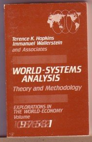 9780803918115: World-Systems Analysis Theory and Methodology
