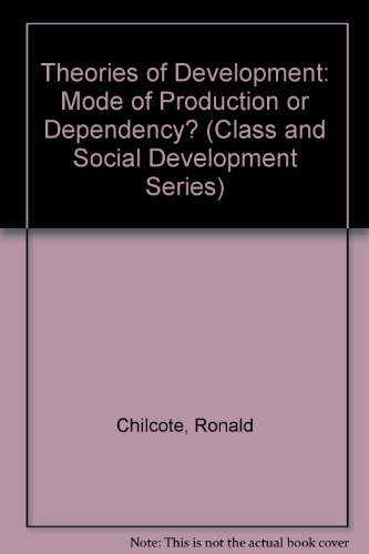 9780803919266: Theories of Development: Mode of Production or Dependency? (Class and Social Development Series)