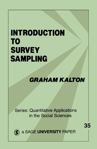 9780803921269: Introduction to Survey Sampling (Quantitative Applications in the Social Sciences)