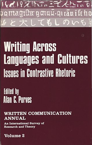 9780803923720: Studying Writing: Linguistic Approaches (SAGE Series on Written Communication)