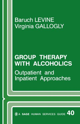 9780803925045: Group Therapy with Alcoholics: Outpatient and Inpatient Approaches (SAGE Human Services Guides)