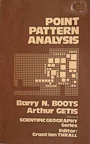 9780803925885: Point Pattern Analysis (Scientific Geography Series)