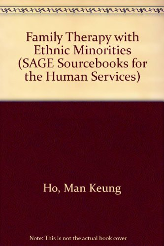 9780803926776: Family Therapy with Ethnic Minorities (SAGE Sourcebooks for the Human Services)