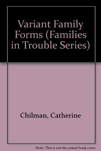 9780803927094: Variant Family Forms (Families in Trouble Series)