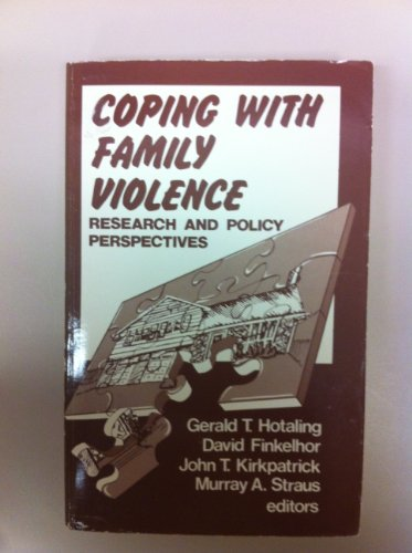 9780803927230: Coping with Family Violence: Research and Policy Perspectives