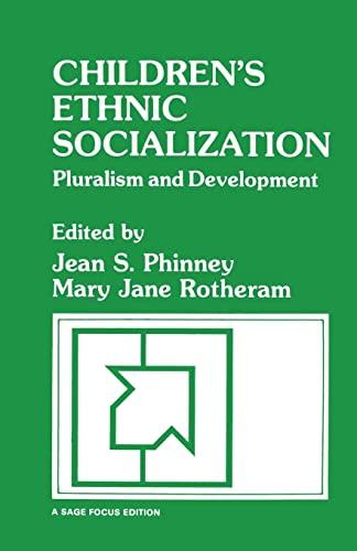 9780803928169: Children′s Ethnic Socialization: Pluralism and Development (SAGE Focus Editions)