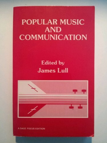 9780803928268: Popular Music and Communication (SAGE Focus Editions)
