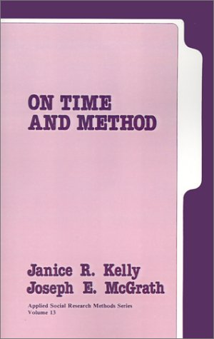 9780803930476: On Time and Method