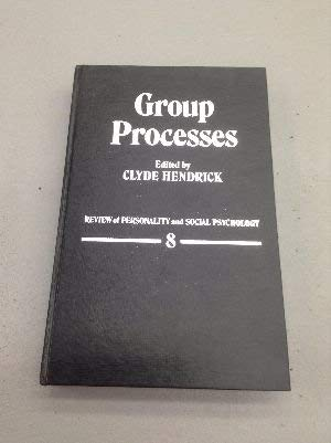 9780803930711: Group Processes (The Review of Personality and Social Psychology)