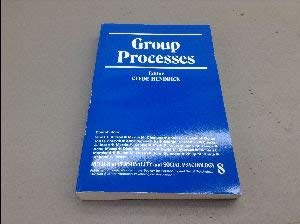 9780803930728: Group Processes (The Review of Personality and Social Psychology)